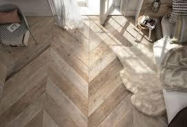chevron wood wall wood look tile 17 distressed rustic modern ideas