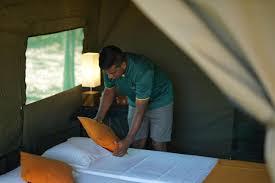 campsite big game camp udawalawe angunakolapelessa sri lanka