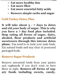 diabetes ebook no sugar diet complete 7 day detox plan 27 sugar free u2026