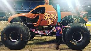 monster truck show ottawa only female monster jam driver at toronto event aims to crush the