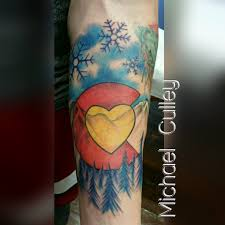 cheyenne mountain tattoo colorado springs