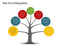 tree diagram template 9181960 powerpoint tree diagram graphic