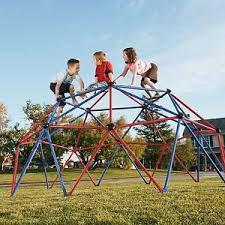 Backyard Kids Toys by Jungle Gym Climbing Dome Play Ground Set Backyard Kids Outdoor