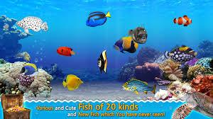 fish aquarium game 3d ocean android apps on google play