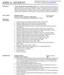 resumes exles free one page resume exles yralaska