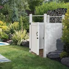 Outdoor Showers Home Depot