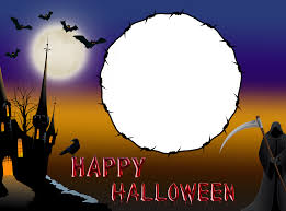 halloween picture frames happy halloween transparent png frame gallery yopriceville