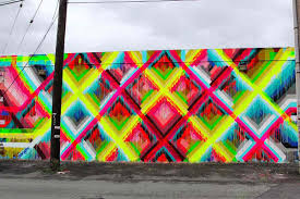 Surf Mural by 10 Murals From Pow Wow Hawaii 2015 Widewalls