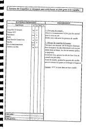 fiche technique de cuisine fiche technique cuisine pdf