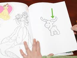 how to copy a drawing or picture by hand 11 steps with pictures