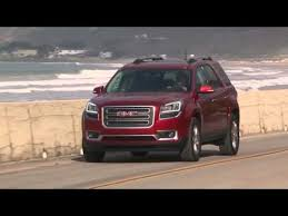 Gmc Acadia Denali Interior 2016 Gmc Acadia Review Ratings Specs Prices And Photos The