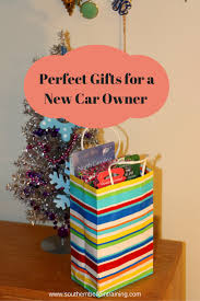 gifts for new southern in gifts for a new car owner