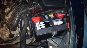 2009 honda civic lx battery battery upgrade big size 24f with lots of pictures drive accord