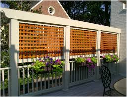 backyards superb garden design with deck railings flexufence