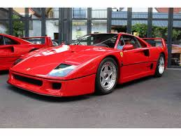 f40 for sale price 1991 f40 for sale classiccars com cc 1034921