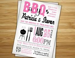 bbq baby shower ideas baby shower invitations couples baby shower bbq invitations ideas