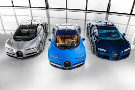 car bugatti 2016 watch the first bugatti chiron customer cars leave the factory