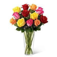 cheap roses mixed stem bouquet delivery from send flowers with cheap