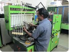 Auto Electrical Test Bench Rajesh Diesels U0026 Auto Electrical Pvt Ltd