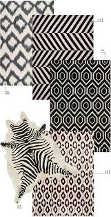 10 Foot Round Area Rugs Floors U0026 Rugs Black And White Collection Round Area Rugs For
