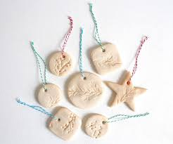 how to make salt dough ornaments 5 steps with pictures