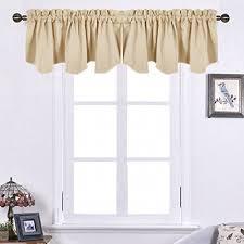 living room valances window valance for living room amazon com