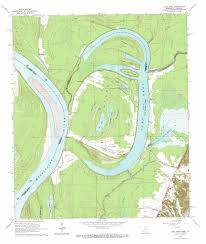 Mississippi State Map Lake Mary Topographic Map Ms La Usgs Topo Quad 31091b5