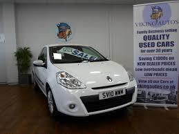 used renault clio i music 3 doors cars for sale motors co uk