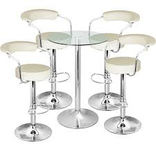 Bar And Stool Sets Amazing Bar Stool Set Round Bar Stools How To Reupholster Your