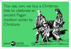 pagan assimilation justified by answers in genesis biblical
