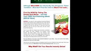 body cleanse detox diet shocking information and free detox