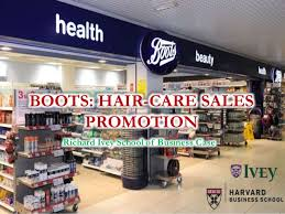 boots hair boots hair care sales promotion