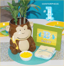 monkey baby shower theme mod monkey baby shower part 1 hostess with the mostess
