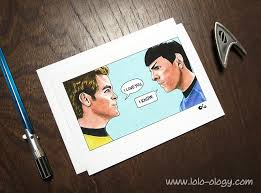 trek valentines day cards for those who can t choose in the war of the this