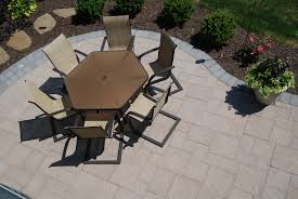 case study from old deck a paver patio tomlinson bomberger
