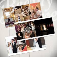 wedding albums and more new wedding album templates laurie cosgrove design