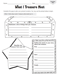 biography graphic organizer worksheets free graphic organizers for personal narratives scholastic