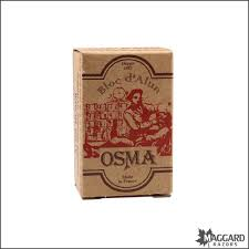 alum block osma alum block maggard razors traditional products