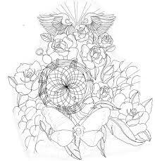tattoo drawings on paper roadrunnersae