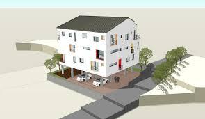 multiplex house sn architecture