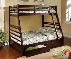 Ashley Furniture Beds California Twin Over Full Bunk Bed W Drawers Bedroom Furniture
