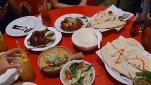 cuisine a 4 mains 4 mains served with rice and naan picture of monsoon poon