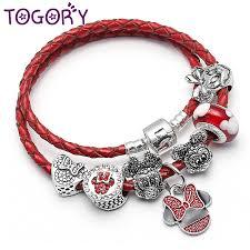 bracelet leather pandora images Buy leather pandora bracelet and get free shipping on jpg