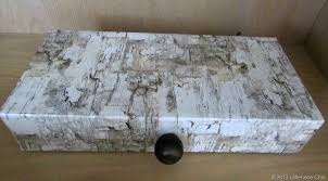 birch tree wrapping paper reduce the recycle save a box it s a wrap lattenene chat