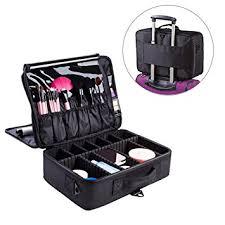 professional makeup artist organizer makeup flymei cosmetic organizer 16