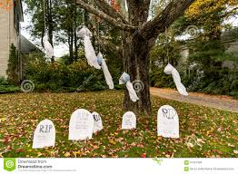 the halloween graveyard stock photo image 61427004