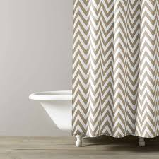 Brown Waffle Weave Shower Curtain by Accessories Kassatex