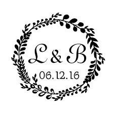 Save The Date Stamp Wr04 Custom Self Inking Wedding Stamp Save The Date Stamp On Sale