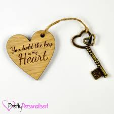 key to my heart gifts personalised you are the key to my heart valentines day gift