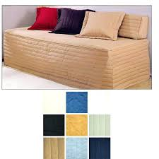 Daybed Mattress Cover Fitted Daybed Cover Duck Fabric Small Throw Pillow Fitted Daybed